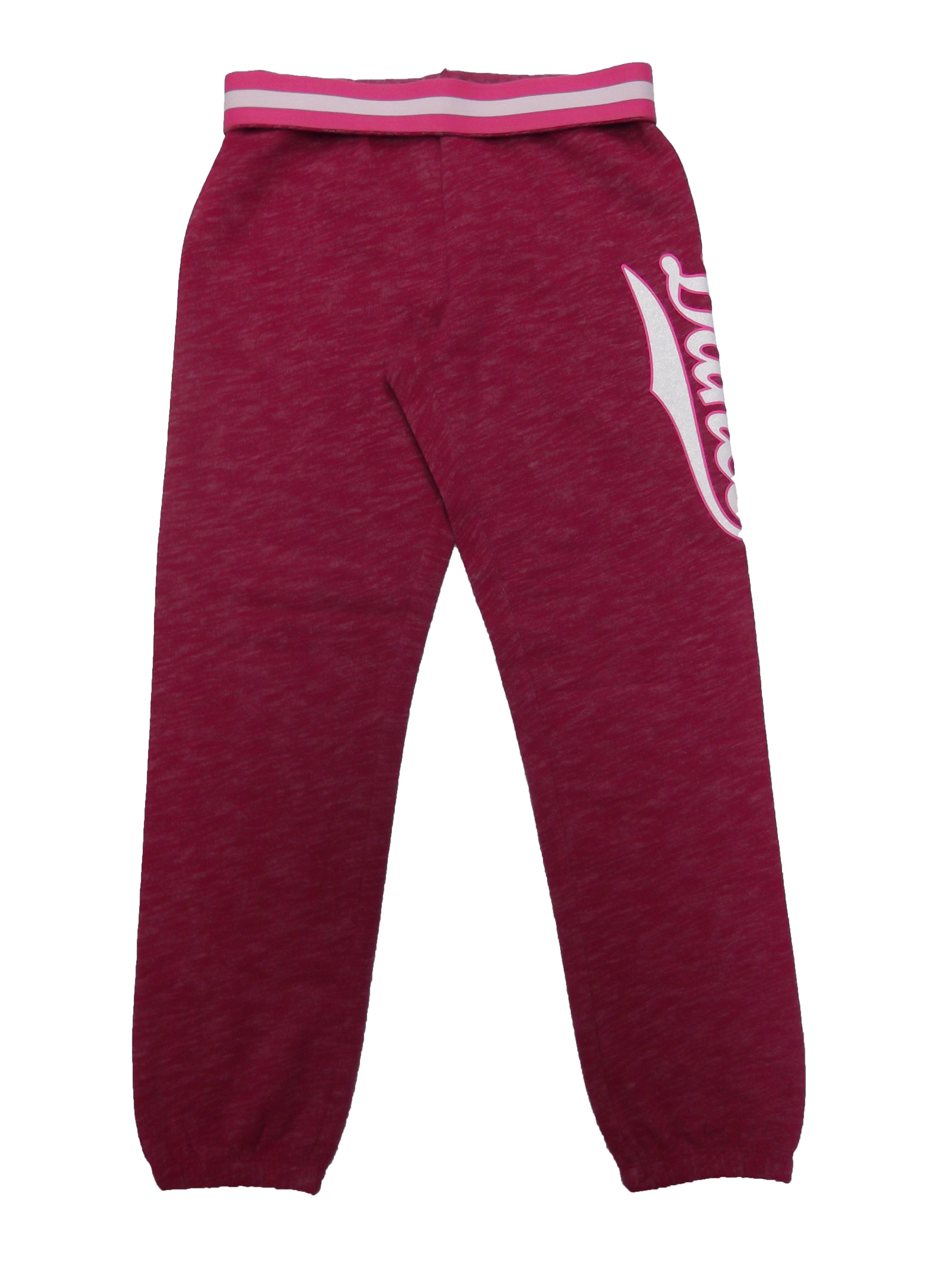 Danksin Now Girls Graphic Fleece Jogger