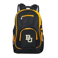 NCAA Baylor Bears Premium Laptop Backpack with Colored Trim