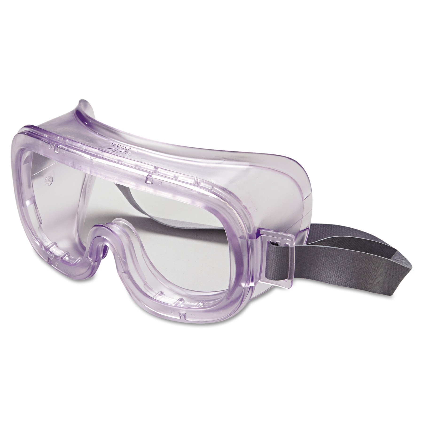 Honeywell Uvex Classic Safety Goggles, Antifog/Uvextreme Coating, Clear Frame/Clear Lens