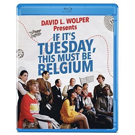 If It's Tuesday, This Must Be Belgium (Blu-ray)
