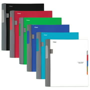 Five Star Advance 5 Subject College Ruled Notebook, Assorted Colors (11163)