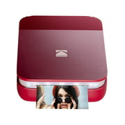 Best Kodak All In One Printers - Kodak Smile Instant Digital Printer Red with Red Review