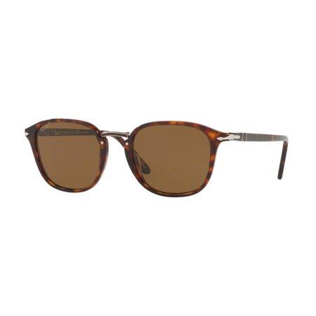 98308d4acc Persol - Sunglasses Persol PO 3186 S 24 57 HAVANA - Walmart.com