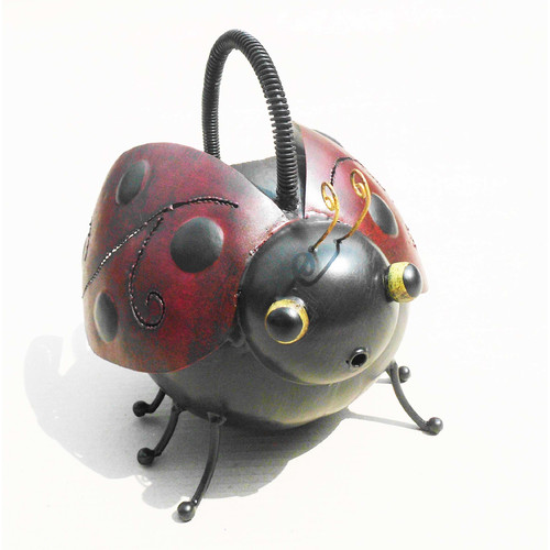 D-Art Collection Iron Ladybug Watering Can by D-Art Collection