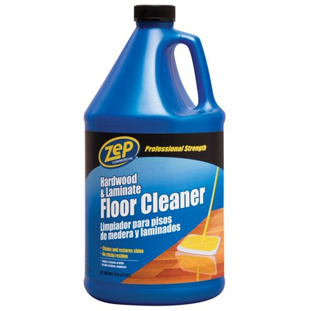Zep Commercial Wood Floor Cleaner Walmart Com
