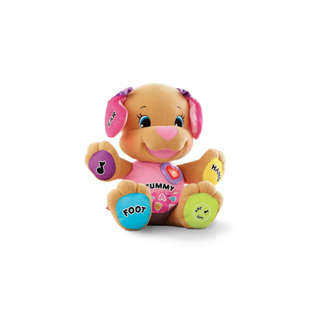Fisher Price Laugh Learn Learning Puppy Or Love To Play Sis