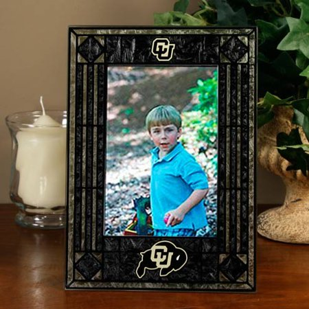 Colorado Buffaloes Art-Glass Picture Frame - No Size