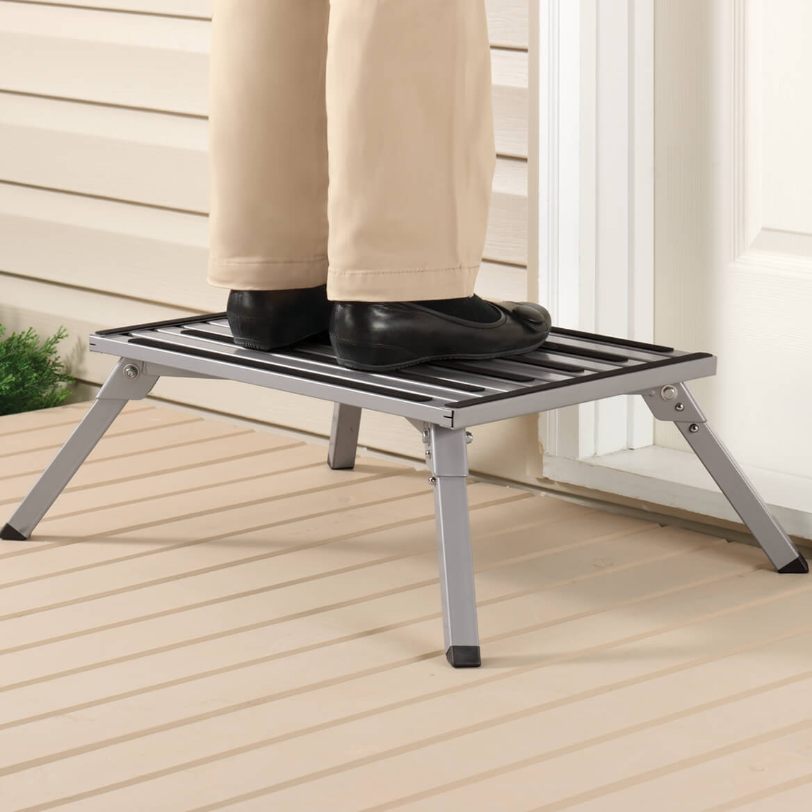 Fine Extra Wide Step Stool Caraccident5 Cool Chair Designs And Ideas Caraccident5Info