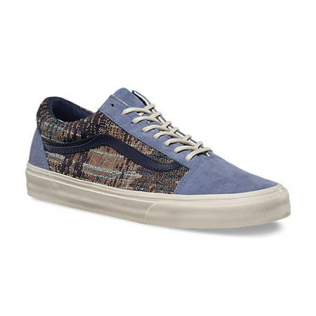 Vans Old Skool DX Suede Italian Weave Infinity Men's Skate Shoes Size