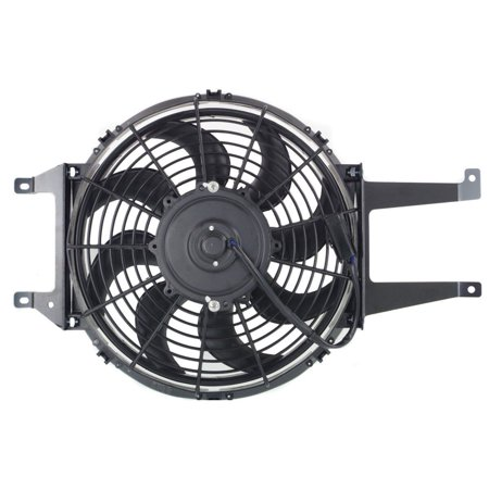 NEW AC CONDENSER FAN ASSEMBLY FITS 1988-2000 CHEVROLET C2500 15717423
