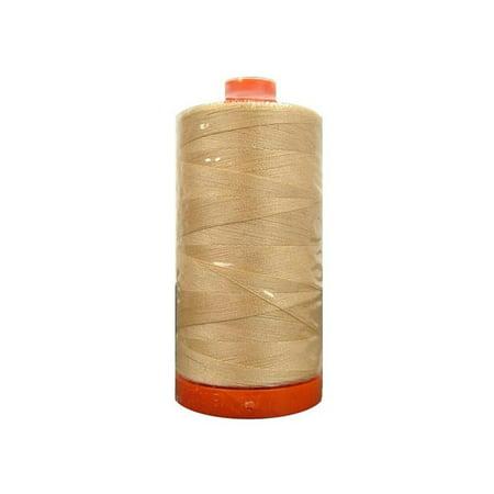 Aurifil Ctn Thread Mako 50wt 1300m Shell - Fiddle Thread Shell