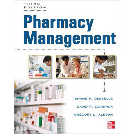 Pharmacy Management  Essentials For All Practice Settings