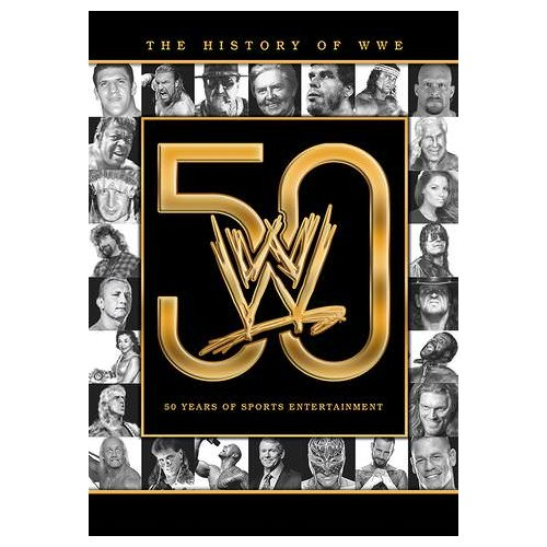 History of WWE: 50 Years of Sports Entertainment (2013)