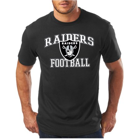 Oakland Raiders Revolution - NFL Men's Oakland Raiders Short Sleeve Tee