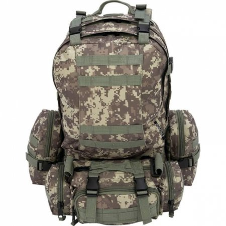 Extreme Pak™ 4pc Digital Camo - Camouflage Backpacks