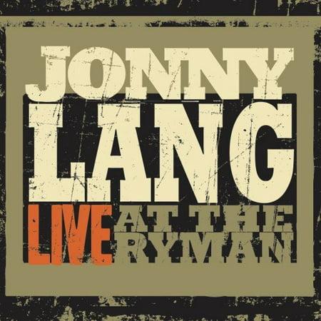 Live At The Ryman (CD) (Digi-Pak)