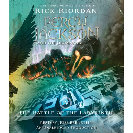 The Battle of the Labyrinth : Percy Jackson and the Olympians, Book (Percy Jackson Battle Of The Labyrinth Summary)