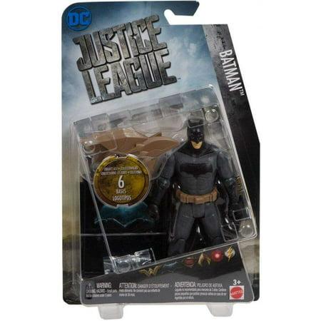 Dc Comics Multiverse Justice League Batman Basic 6   Figure
