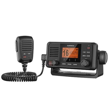 Garmin VHF 110 Marine Radio for echoMAP CHIRP: 52cv, 52dv, 53cv , 54cv, 54dv