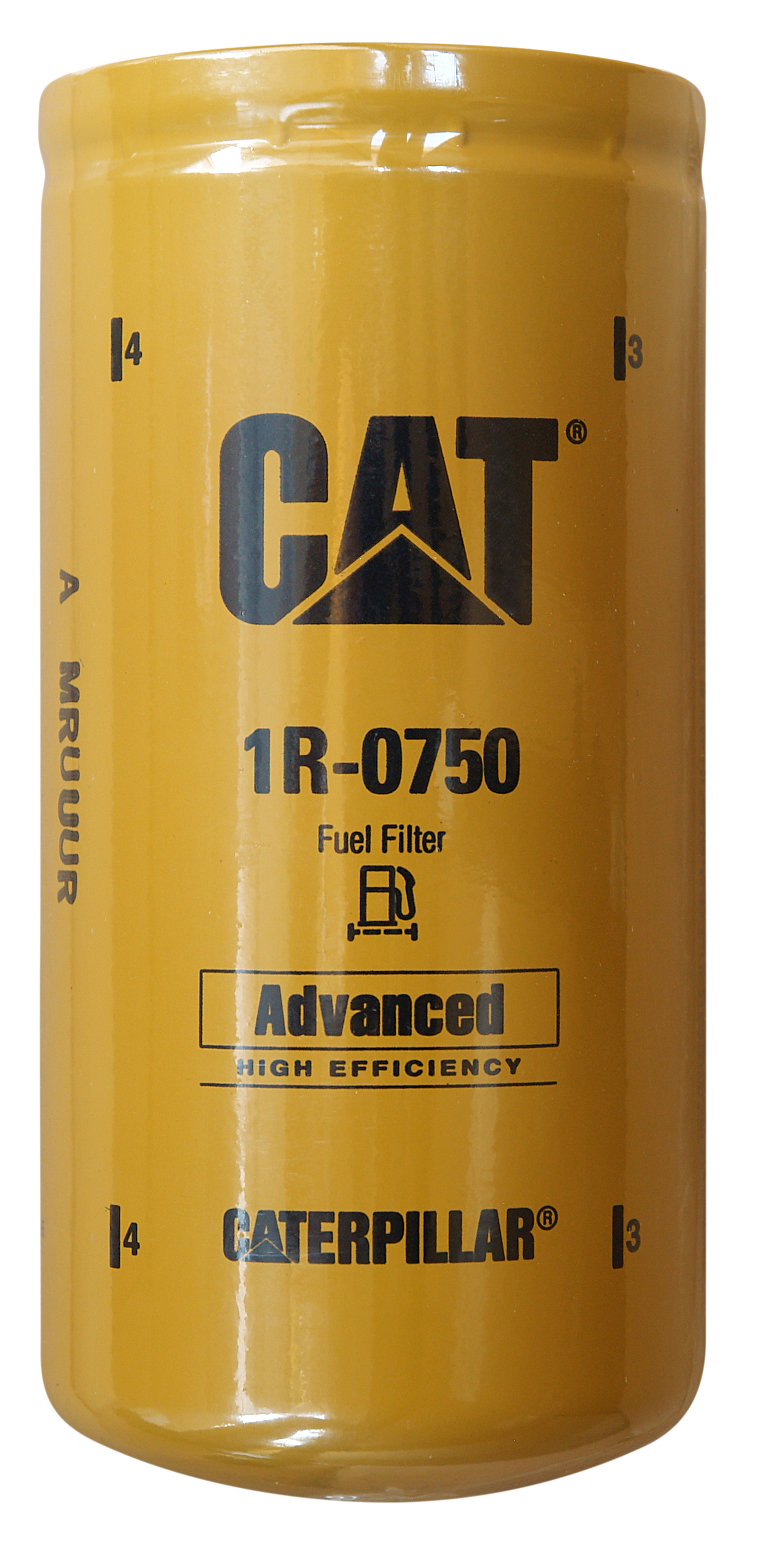 Caterpillar 1r 0750 Advanced High Efficiency Fuel Filter Arnold Filters