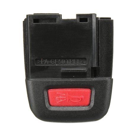 3 Buttons Car Remote Keyless Fob Case Shell For Genuine GM Holden HSV VE Commodore 92245049 - image 4 of 5