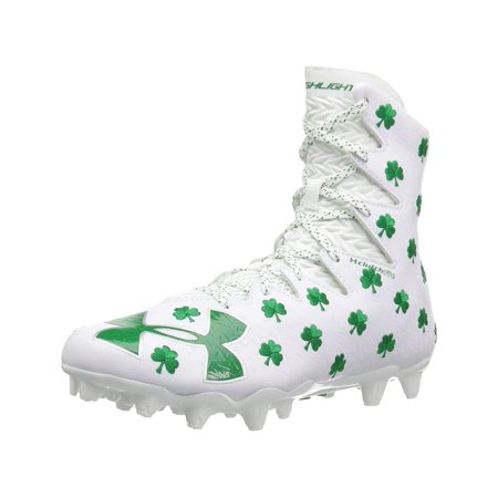 Under Armour Mens Ua Highlight Mc Le Hight Top Lace Up Soccer Sneaker ()