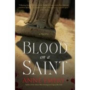 Collins-Burke Mystery: Blood on a Saint (Hardcover)