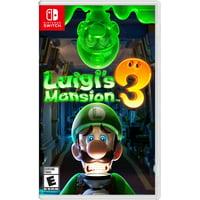 Luigi's Mansion 3, Nintendo, Nintendo Switch, 045496596408
