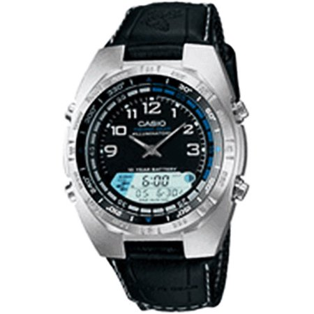 Casio Men's Fishing Timer Watch