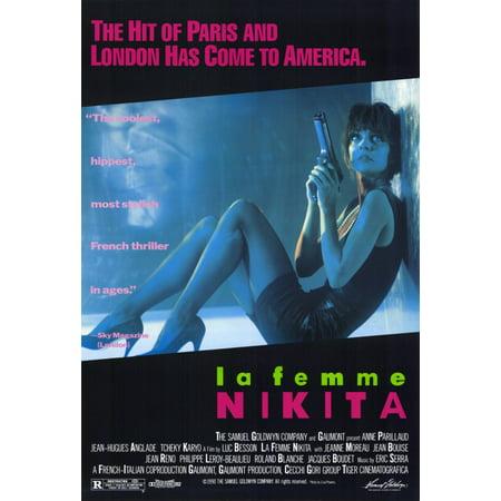 La Femme Nikita (1991) 11x17 Movie Poster