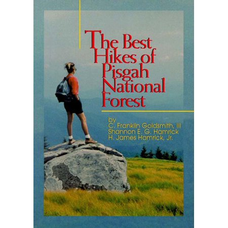 Best Hikes of Pisgah National Forest, The - eBook
