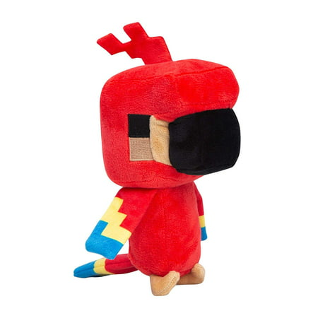 Plush - Minecraft - Happy Explorer Plush Parrot 7
