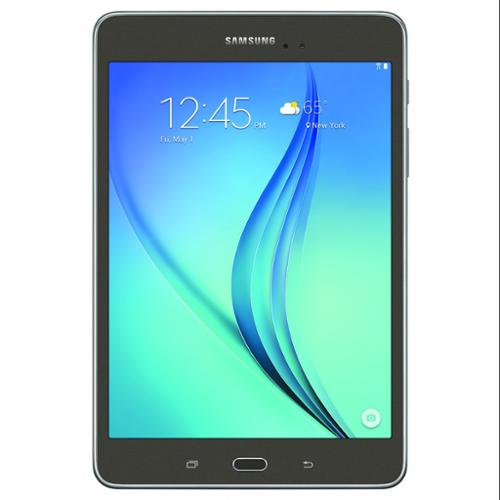 "Samsung Galaxy Tab A SM-T350 16GB 8"" Tablet, Smoky Titanium"