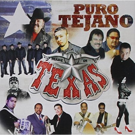 Tex Mex Music (Puro Tejano - Made In Tex / Var )