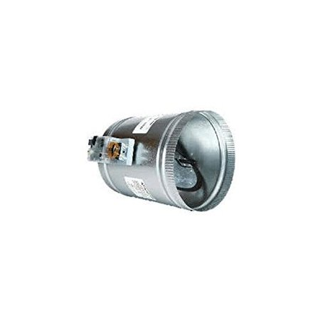 Motorized Zone Dampers - EWC Controls ND-10X8 Ultra Zone Motorized Damper Side Mount