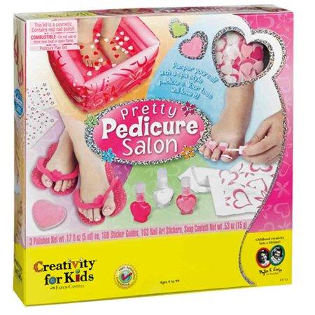 Pedicure For Kids : Creativity for Kids - Creativity for Kids Pretty Pedicure Salon ...