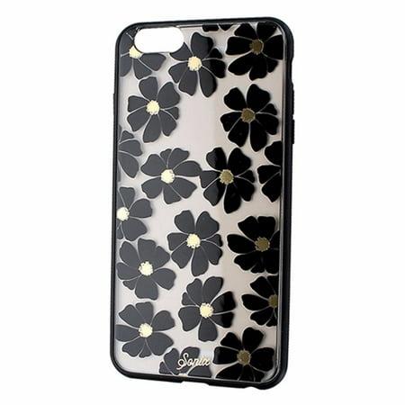 separation shoes 02d7c e298f Sonix Clear Coat Hybrid Case for iPhone 6 Plus / 6s Plus - Clear / Black  Flowers