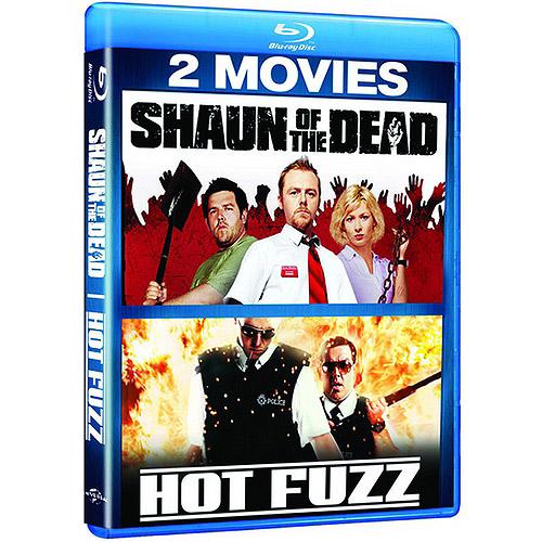 Shaun Of The Dead / Hot Fuzz (Blu-ray) (Widescreen)