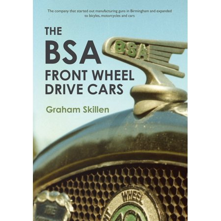 The BSA Front Wheel Drive Cars - eBook ()