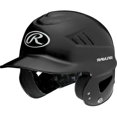 Rawlings Coolflo High School/College Baseball Batting Helmet, Molded Finish