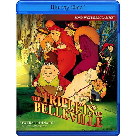 The Triplets of Belleville (Blu-ray)