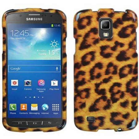 Samsung I537 Galaxy S4 Active MyBat Protector Case, Leopard