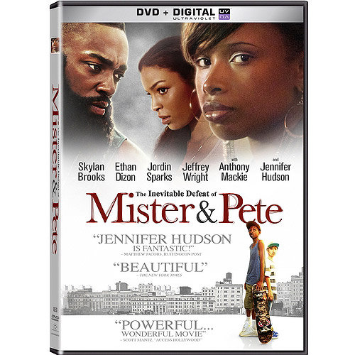 The Inevitable Defeat Of Mister & Pete (DVD   Digital Copy) (With INSTAWATCH)