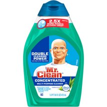 Multi-Surface Cleaner: Mr. Clean Multi-Surface Cleaner Concentrate