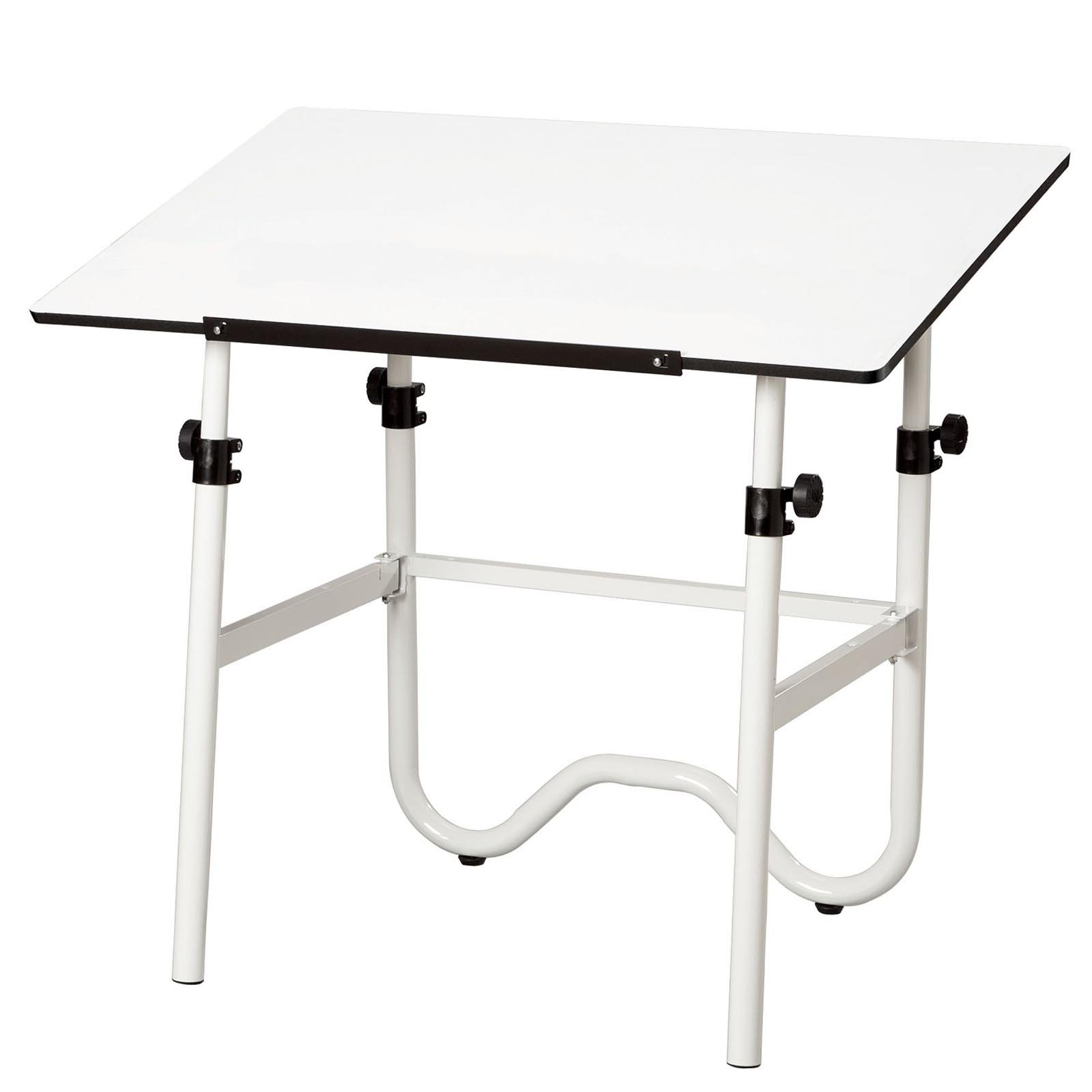 Alvin 42 Inch Onyx Adjustable Drafting Table