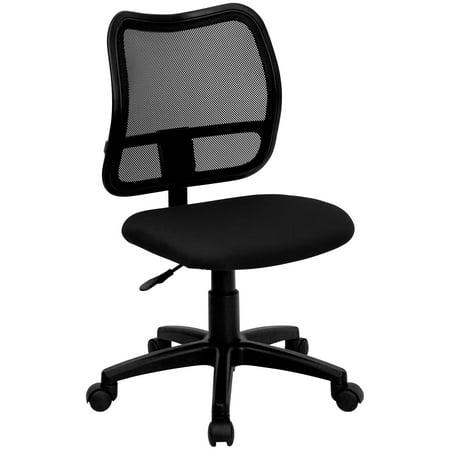 Ergonomically Contoured Mesh Back Task Chair, Multiple