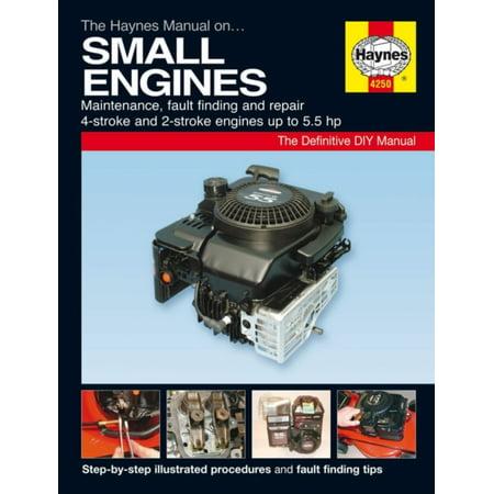 Haynes Small Engine Manual (Haynes Service and Repair Manuals) (Paperback)