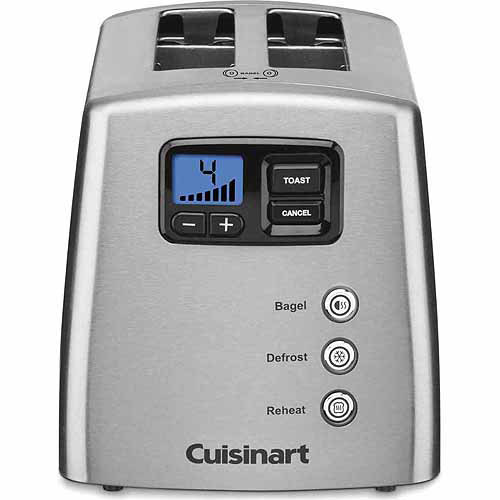 Cuisinart Touch to Toast 2-Slice Leverless Toaster CPT-420