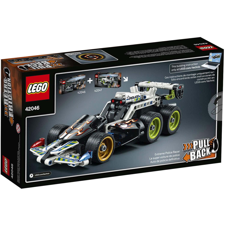 LEGO Technic Getaway Racer, 42046 - Walmart.com