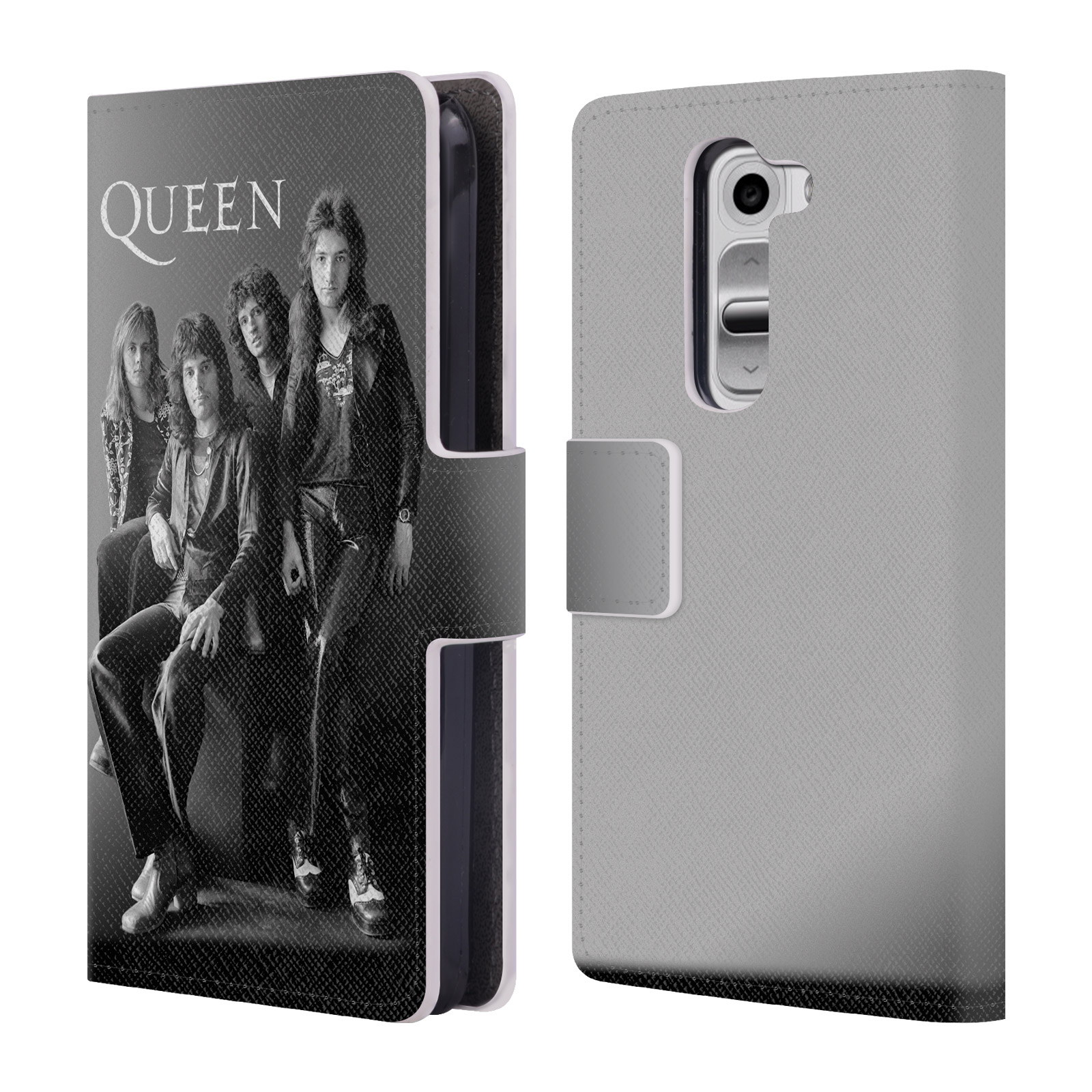 OFFICIAL QUEEN KEY ART LEATHER BOOK WALLET CASE COVER FOR LG PHONES 1